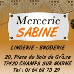MERCERIE SABINE